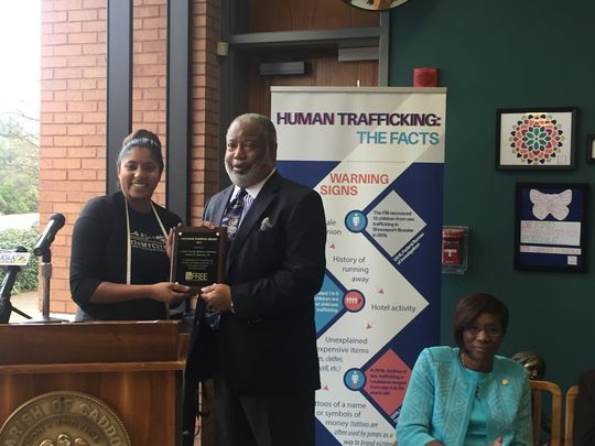 'Freedom Fighter' Awards Honors Two for Trafficking Prevention