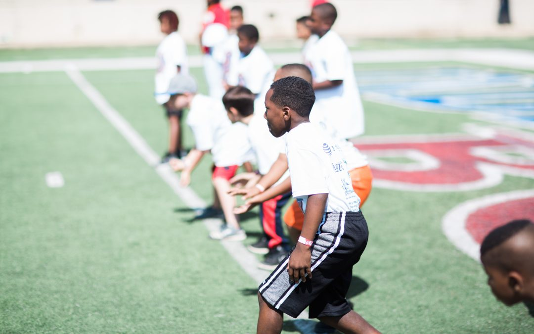 Registration Continues for DA's Football Camp