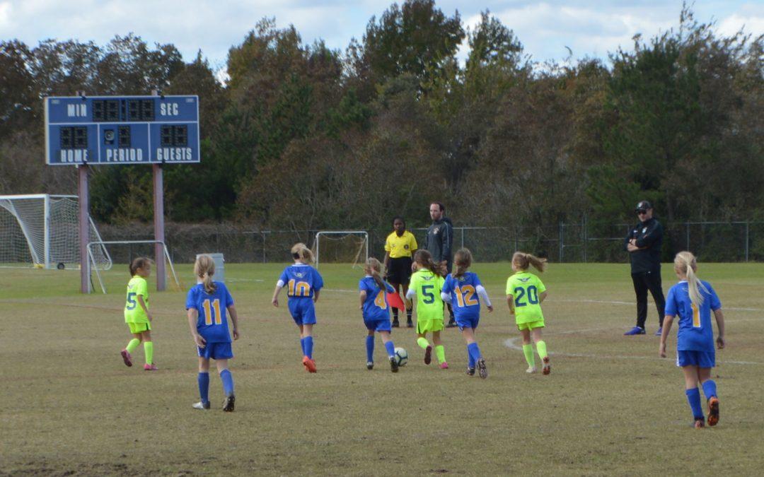 Soccer Clinic a Success at Cargill Park