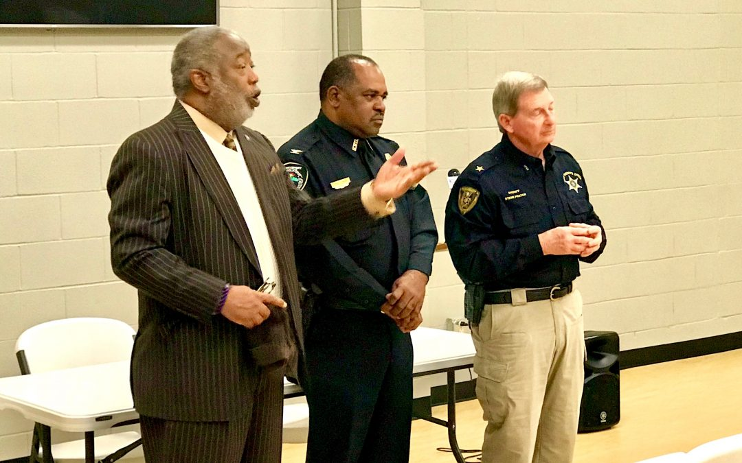 DA Stewart, Caddo Sheriff Warn of Elder Cyber Risks