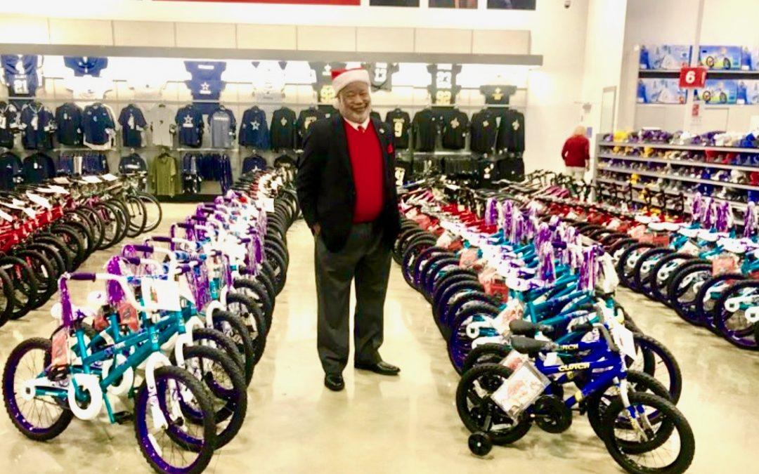Caddo DA, VYJ plan Fourth annual bike give-away